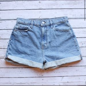 Urban Outfitters BDG High Waisted Mom Shorts